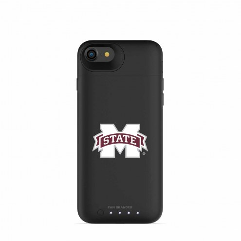 Mississippi State Bulldogs mophie iPhone 8/7 Juice Pack Air Black Case