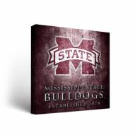 Mississippi State Bulldogs Museum Canvas Wall Art
