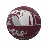 Mississippi State Bulldogs Official Size Rubber Basketball