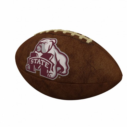 Mississippi State Bulldogs Official Size Vintage Football