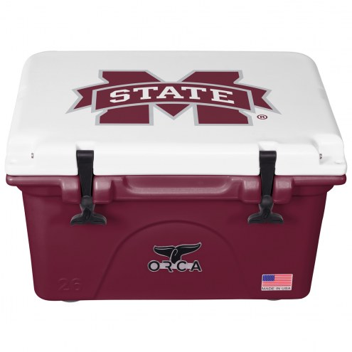 Mississippi State Bulldogs ORCA 26 Quart Cooler