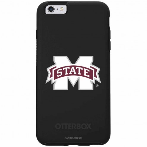 Mississippi State Bulldogs OtterBox iPhone 6/6s Symmetry Black Case