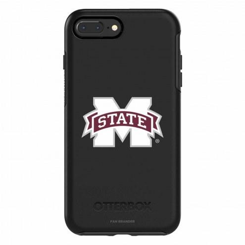 Mississippi State Bulldogs OtterBox iPhone 8 Plus/7 Plus Symmetry Black Case