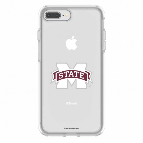 Mississippi State Bulldogs OtterBox iPhone 8 Plus/7 Plus Symmetry Clear Case
