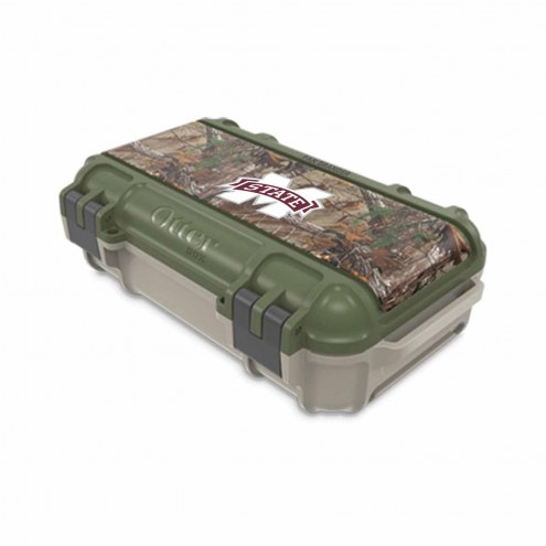 Mississippi State Bulldogs OtterBox Realtree Camo Drybox Phone Holder