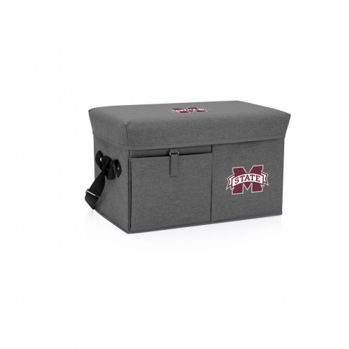 Mississippi State Bulldogs Ottoman Cooler & Seat