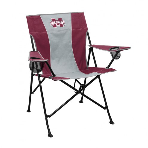 Mississippi State Bulldogs Pregame Tailgating Chair