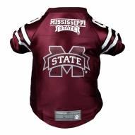 Mississippi State Bulldogs Premium Dog Jersey