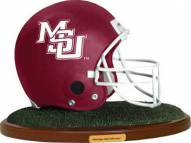 Mississippi State Bulldogs Collectible Football Helmet Figurine