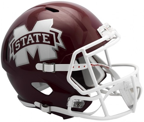 Mississippi State Bulldogs Riddell Speed Collectible Football Helmet