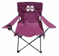 Mississippi State Bulldogs Rivalry Folding Chair