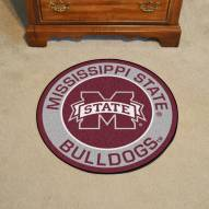Mississippi State Bulldogs Rounded Mat