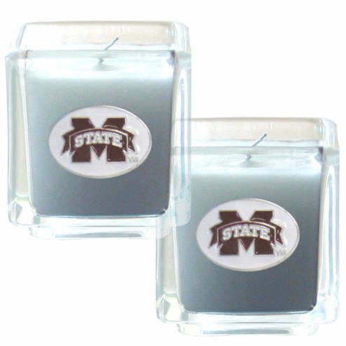 Mississippi State Bulldogs Scented Candle Set