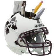 Mississippi State Bulldogs Schutt Football Helmet Desk Caddy