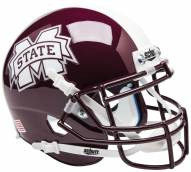 Mississippi State Bulldogs Schutt XP Collectible Full Size Football Helmet