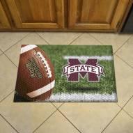 Mississippi State Bulldogs Scraper Door Mat