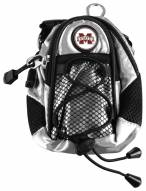 Mississippi State Bulldogs Silver Mini Day Pack