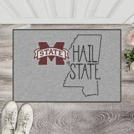 Mississippi State Bulldogs Southern Style Starter Rug