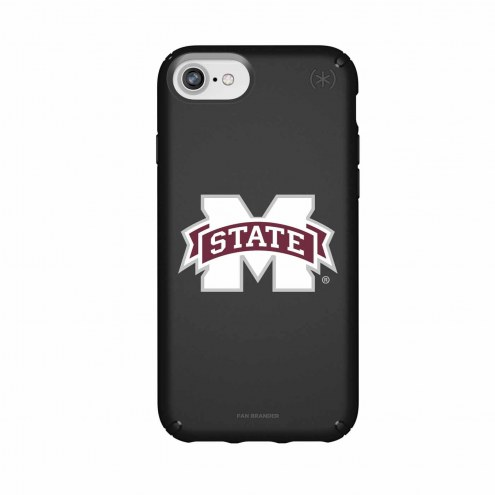 Mississippi State Bulldogs Speck iPhone 8/7/6s/6 Presidio Black Case