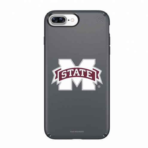 Mississippi State Bulldogs Speck iPhone 8 Plus/7 Plus Presidio Black Case