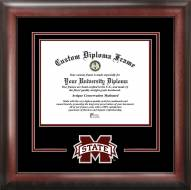 Mississippi State Bulldogs Spirit Diploma Frame