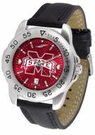 Mississippi State Bulldogs Sport AnoChrome Men's Watch