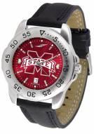 Mississippi State Bulldogs Sport AnoChrome Men's Watch
