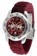 Mississippi State Bulldogs Sport Silicone Men's Watch