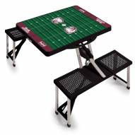 Mississippi State Bulldogs Sports Folding Picnic Table
