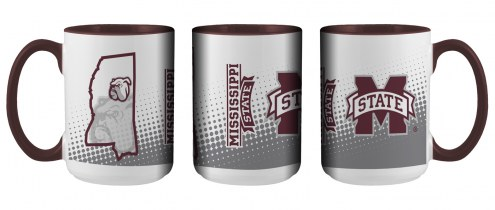 Mississippi State Bulldogs State of Mind Coffee Mug