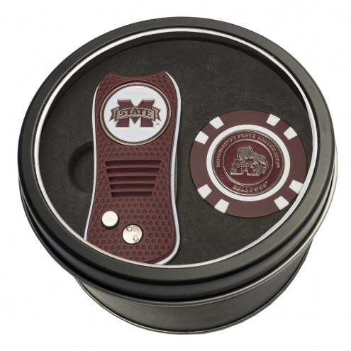 Mississippi State Bulldogs Switchfix Golf Divot Tool & Chip