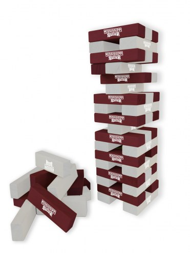 Mississippi State Bulldogs Table Top Stackers
