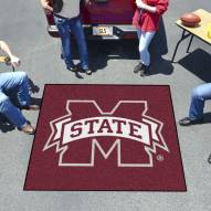 Mississippi State Bulldogs Tailgate Mat