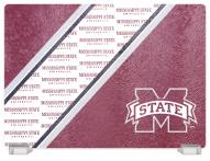 Mississippi State Bulldogs Tempered Glass Cutting Board