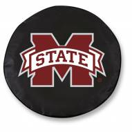 Mississippi State Bulldogs Tire Cover