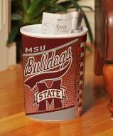 Mississippi State Bulldogs Trash Can