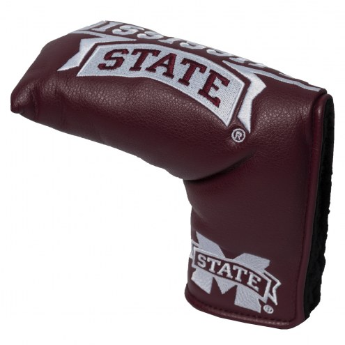 Mississippi State Bulldogs Vintage Golf Blade Putter Cover