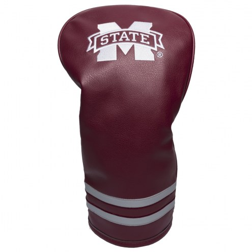 Mississippi State Bulldogs Vintage Golf Driver Headcover