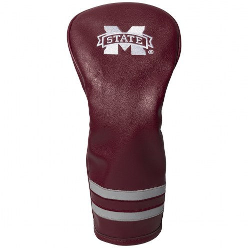 Mississippi State Bulldogs Vintage Golf Fairway Headcover