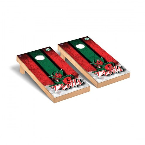 Mississippi Valley State Delta Devils Mini Cornhole Set