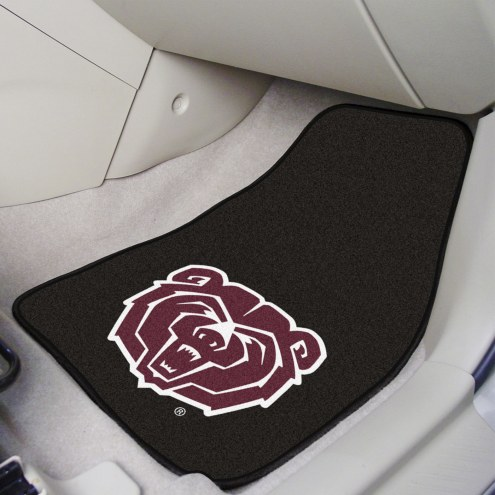 Missouri State Bears 2-Piece Carpet Car Mats