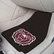 Missouri State Bears 2-Piece Carpet Car Mats