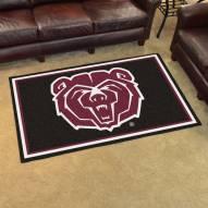 Missouri State Bears 4' x 6' Area Rug