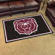 Missouri State Bears 4' x 6' Area Rug