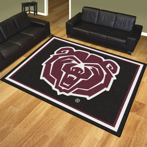 Missouri State Bears 8' x 10' Area Rug