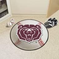 Missouri State Bears Baseball Rug