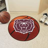 Missouri State Bears Basketball Mat