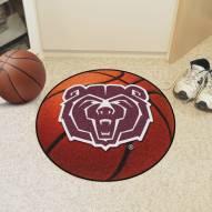 Missouri State Bears Basketball Mat
