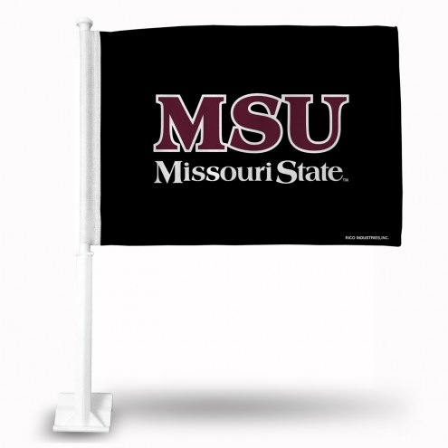 Missouri State Bears Car Flag