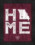 Missouri State Bears Home Away From Home Wall Decor